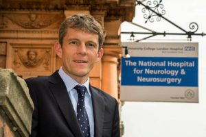 Dominic Heaney, Consultant Neurologist